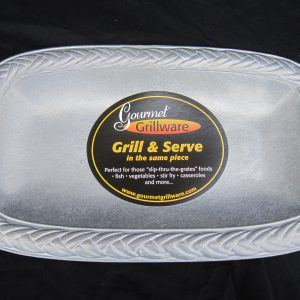 Grillware Serving Tray