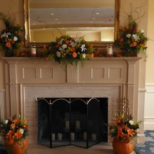 holly hills mantel