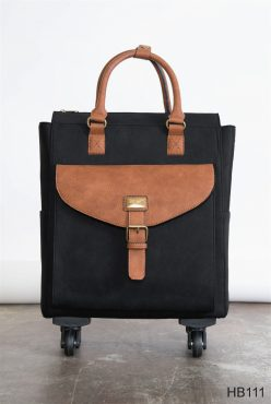 WORKING WEEKEND ROLLER BAG ASST. - Blossom & Basket Boutique